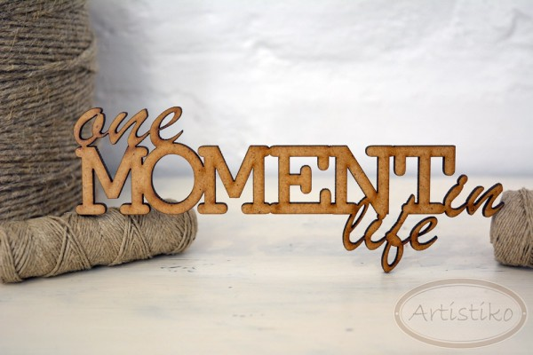 Artistiko - HDF - One Moment in life